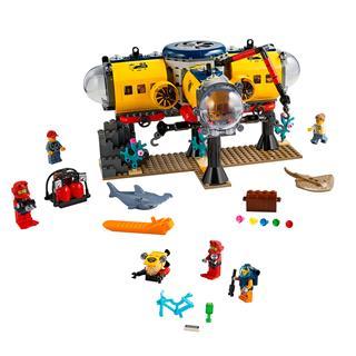 LEGO 60265 - LEGO City - Óceánkutató bázis