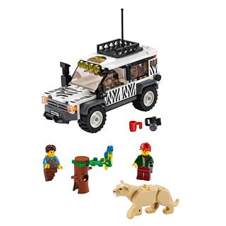 LEGO 60267 - LEGO City - Szafari Mini terepjáró