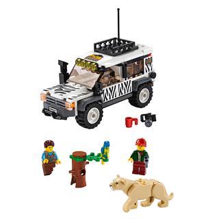 LEGO 60267 - LEGO City - Szafari Mini terepjáró