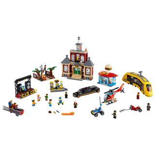LEGO 60271 - LEGO City - Főtér
