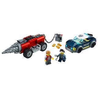 LEGO 60273 - LEGO City - Elit Rendõrség Fúrógépes üldözés
