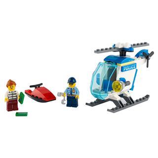 LEGO 60275 - LEGO City - Rendőrségi helikopter