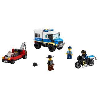 LEGO 60276 - LEGO City - Rendőrségi rabszállító