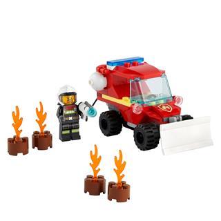 LEGO 60279 - LEGO City - Tűzoltóautó