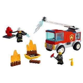 LEGO 60280 - LEGO City - Létrás tűzoltóautó