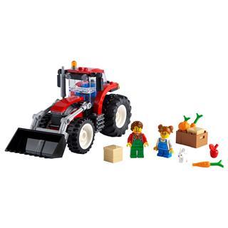 LEGO 60287 - LEGO City - Traktor