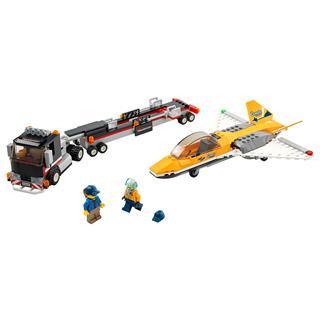 LEGO 60289 - LEGO City - Műrepülő szállítóautó
