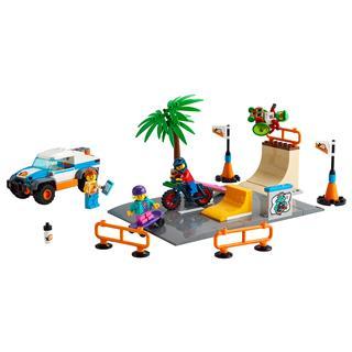 LEGO 60290 - LEGO City - Gördeszkapark
