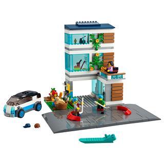LEGO 60291 - LEGO City - Családi ház