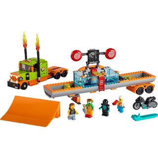 LEGO 60294 - LEGO City - Kaszkadőr show teherautó