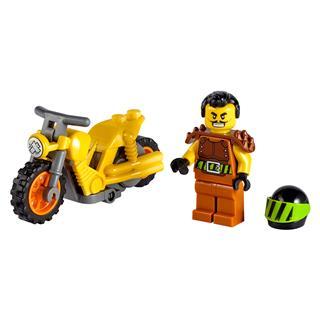 LEGO 60297 - LEGO City - Demolition kaszkadőr motorkerékpár