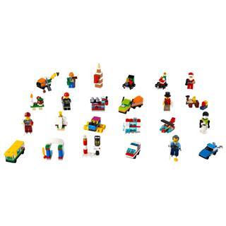 LEGO 60303 - LEGO City - LEGO® City Adventi Naptár