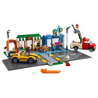 LEGO 60306 - LEGO City - Bevásárlóutca