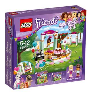 LEGO 66537 - LEGO Friends Super Pack