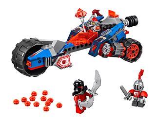 LEGO 70319 - LEGO Nexo Knights - Macy mennydörgő járgánya