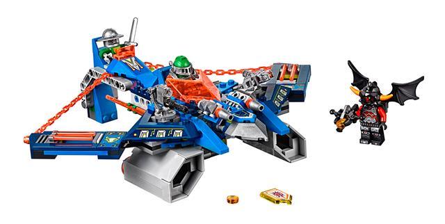 LEGO 70320 - LEGO Nexo Knights - Aaron Fox V2-es légszigonya