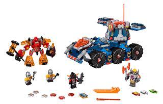 LEGO 70322 - LEGO Nexo Knights - Axl toronyhordozója
