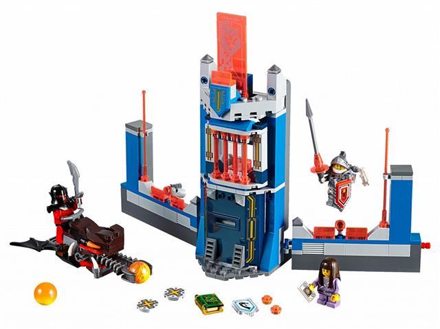 LEGO 70324 - LEGO Nexo Knights - Merloc könyvtára