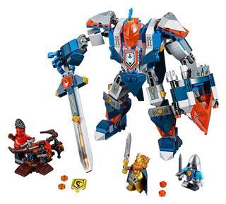 LEGO 70327 - LEGO Nexo Knights - A király robotja