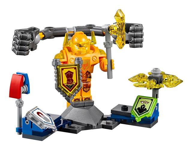 LEGO 70336 - LEGO Nexo Knights - Ultimate Axl