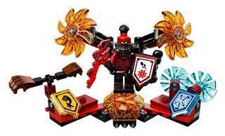 LEGO 70338 - LEGO Nexo Knights - Ultimate Magmar tábornok