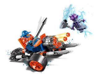 LEGO 70347 - LEGO Nexo Knights - Királyi tüzérség