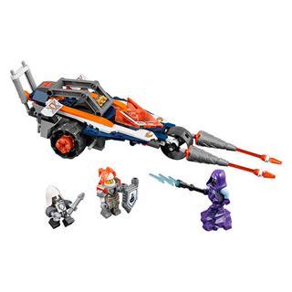 LEGO 70348 - LEGO Nexo Knights - Lance harci járműve