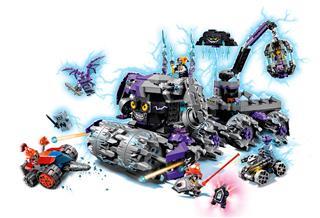 LEGO 70352 - LEGO Nexo Knights - Jestro bázisa