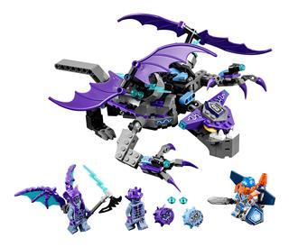 LEGO 70353 - LEGO Nexo Knights - A Helimonstrum