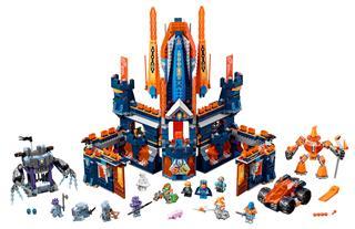 LEGO 70357 - LEGO Nexo Knights - Knighton kastély