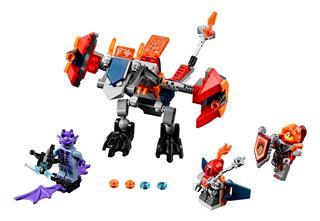 LEGO 70361 - LEGO Nexo Knights - Macy Robot ejtősárkánya