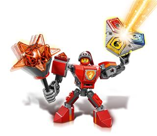 LEGO 70363 - LEGO Nexo Knights - Macy harci öltözéke