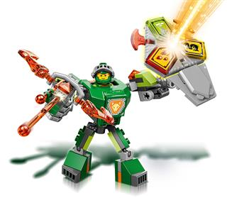 LEGO 70364 - LEGO Nexo Knights - Aaron harci öltözéke