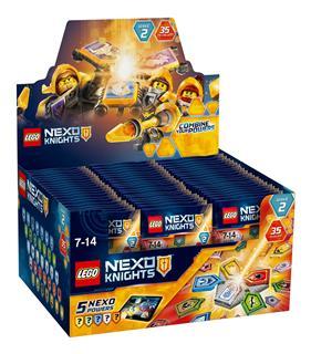 LEGO 70373 - LEGO Nexo Knights - Gyűjthető Nexo erők
