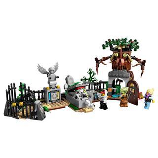 LEGO 70420 - LEGO Hidden Side - Temetői rejtély