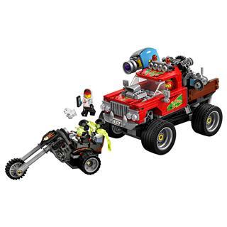 LEGO 70421 - LEGO Hidden Side - El Fuego kaszkadőr járgánya