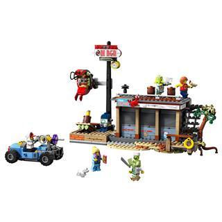 LEGO 70422 - LEGO Hidden Side - Ráktámadás