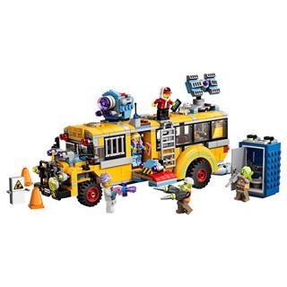 LEGO 70423 - LEGO Hidden Side - Paranormális busz 3000