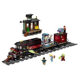 LEGO 70424 - LEGO Hidden Side - Szellem expressz