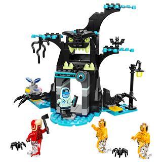LEGO 70427 - LEGO Hidden Side - Üdvözlünk a Hidden Side-ban!
