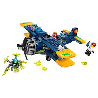 LEGO 70429 - LEGO Hidden Side - El Fuego műrepülőgépe