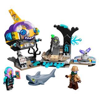 LEGO 70433 - LEGO Hidden Side - J.B. tengeralattjárója
