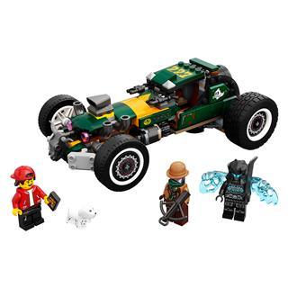 LEGO 70434 - LEGO Hidden Side - Természetfölötti versenyautó