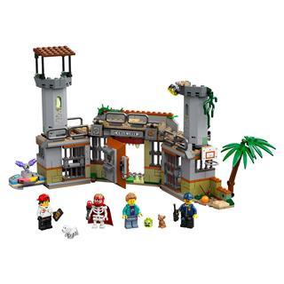 LEGO 70435 - LEGO Hidden Side - Newbury elhagyott börtöne