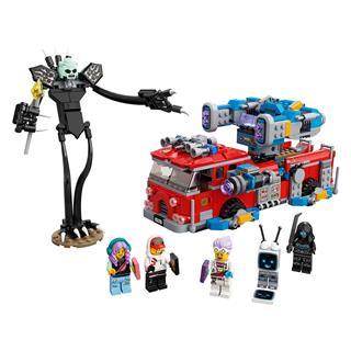LEGO 70436 - LEGO Hidden Side - Fantom tűzoltóautó 3000
