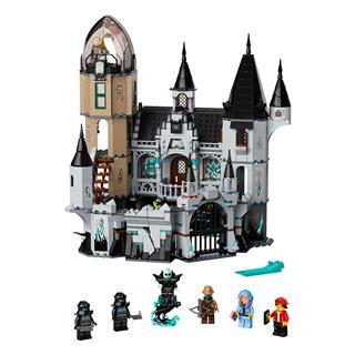LEGO 70437 - LEGO Hidden Side - Titokzatos kastély