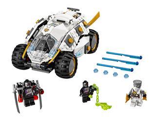 LEGO 70588 - LEGO Ninjago - Titán nindzsanyűvő