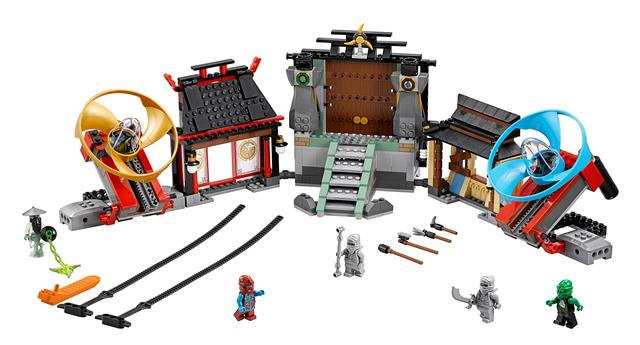 LEGO 70590 - LEGO Ninjago - Airjitzu bázis
