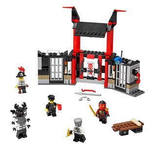 LEGO 70591 - LEGO NINJAGO - Szökés a Kriptárium börtönből