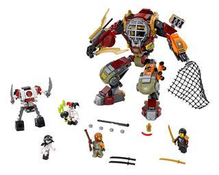 LEGO 70592 - LEGO NINJAGO - M.E.C. mentő